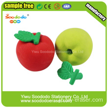 3D Apple Shaped Eraser